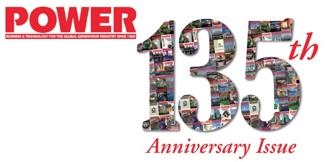 From the very beginning, POWER has kept editorial pace with fast-developing technology and a market strongly influenced by economic growth. As was common for early business magazines, POWER has been an outlet for technical content, but it has also reflected the proliferation of new products, scientific advances, and a large volume of news.