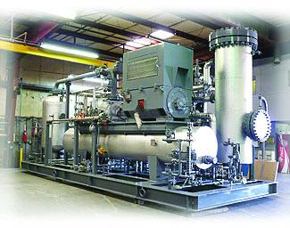 Figure 3 - Kobelco - Oil-Injected Screw Gas Compressor