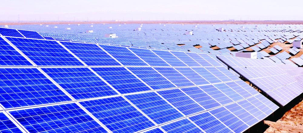 Splash - China NEA - HHDC Longyangxia Dam Solar Park