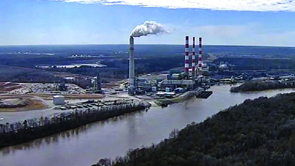 Figure 1- Plant Barry - Alabama Power