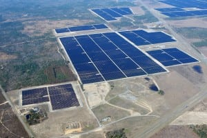 The 103-MW Butler Solar Facility came online in late 2016 in Butler, Georgia. Courtesy: Southern Power