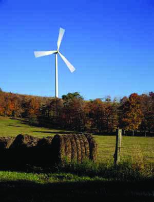 Figure 1 - Wind Turbine