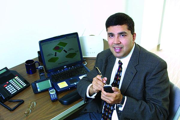 Figure 5 - Rajit Gadh - courtesy UCLA SMERC