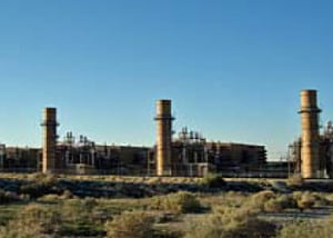The La Paloma Generating Facility in Kern County, California. Courtesy: LPGF