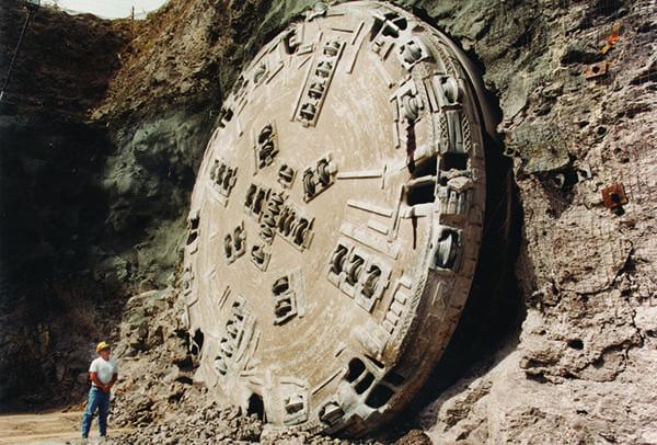 Fig 3_Tunnel Boring Machine Yucca