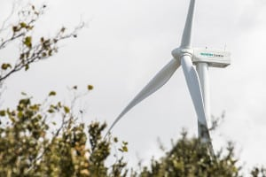 A Siemens SGRE wind turbine. Courtesy: Siemens Gamesa