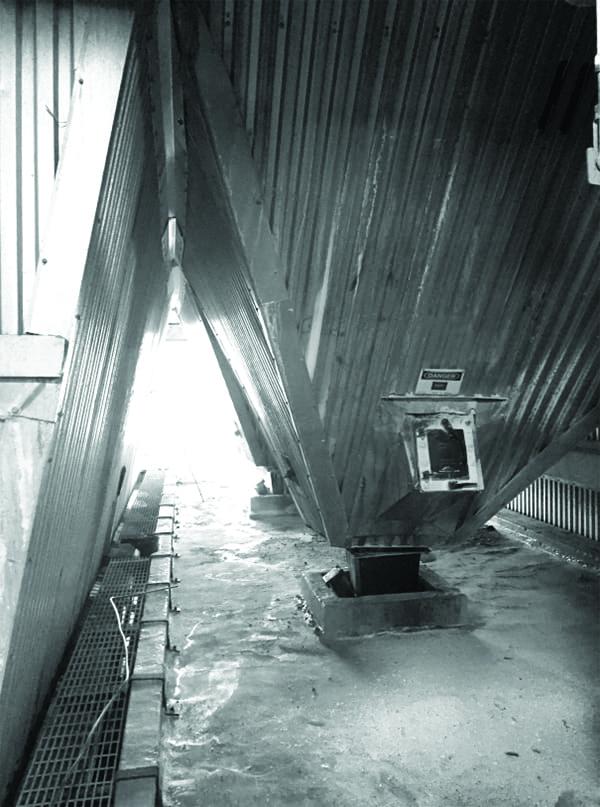 Figure 1 - Ash Hopper
