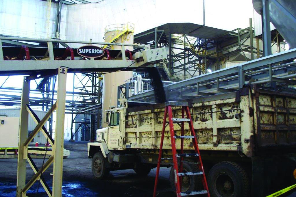 Fig 1_Coal Bunker Unloading