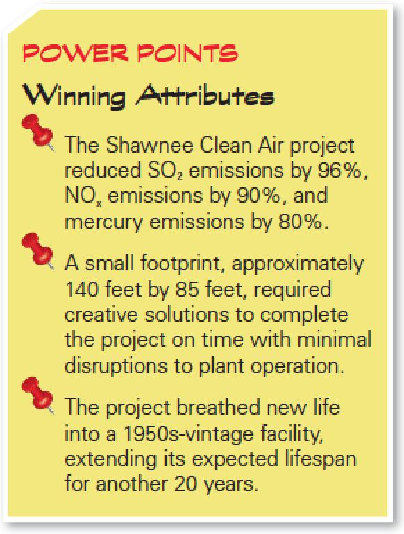 Shawnee Winning Attributes