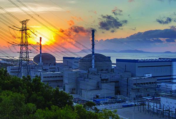 Taishan-nuclear-power-plant
