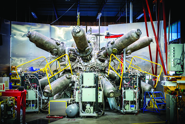 Figure 4 - general fusion machine