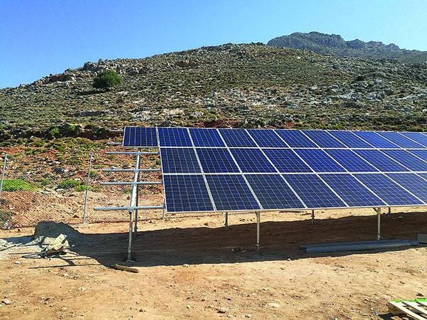Figure 4 - Tilos - solar