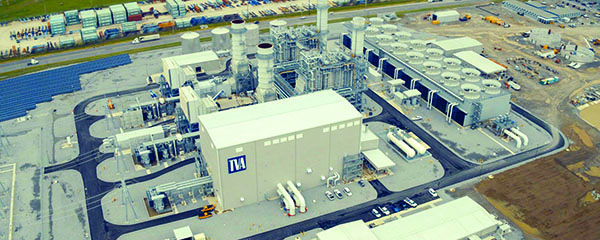 Splash_Allen combined cycle power plant