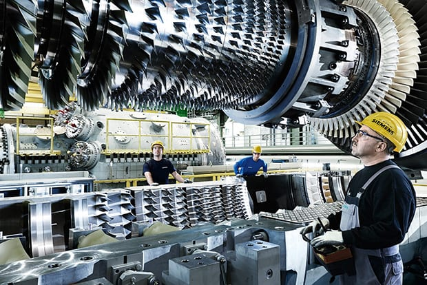 H-class-gas-turbine-Siemens