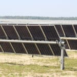 Southern-Oak-solar-project-bifacial-panel