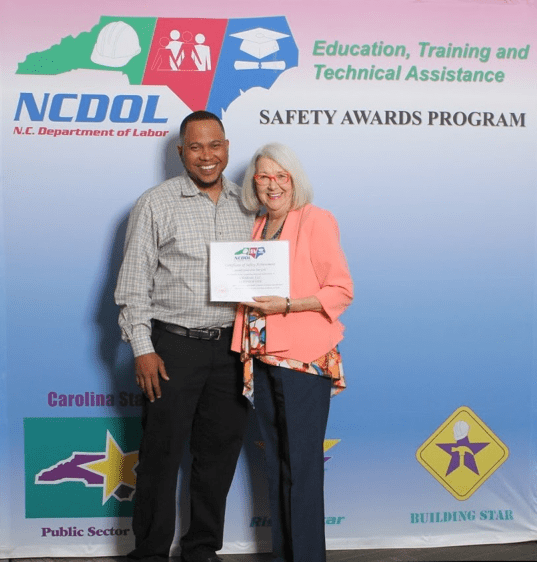 Charah-Cliffside-safety-award