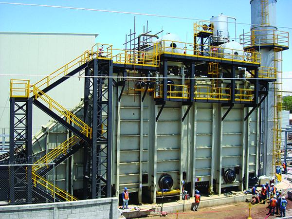 Modular-HRSG-heat-recovery-steam-generator