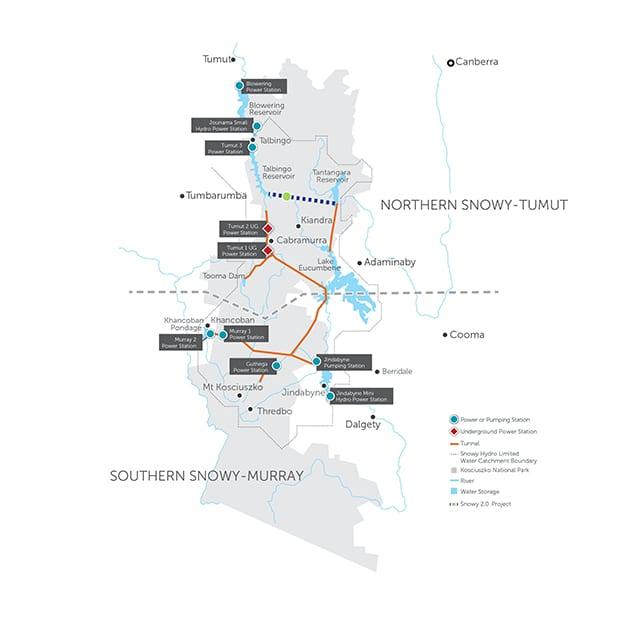 Snowy-pumped-storage-Scheme