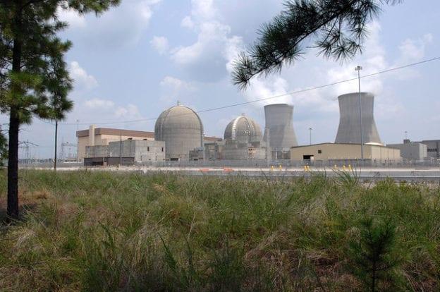 Vogtle-nuclear-power-plant