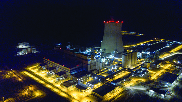 Tufanbeyli-thermal-power-plant