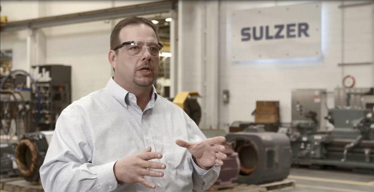Sulzer Colton Capabilities