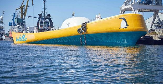 Wello-ocean-wave-energy-WEC-Penguin