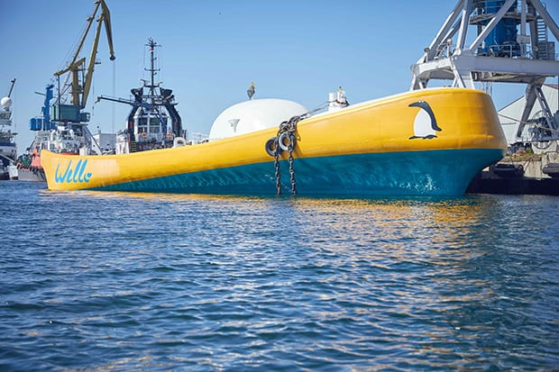 Wello-ocean-wave-energy-WEC-Penguin