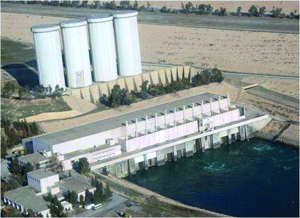 Mosul-Dam-surge-tank-accumulator