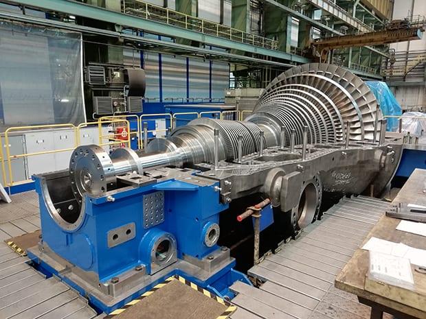 Doosan-Skoda-Power-Japan-steam-turbine