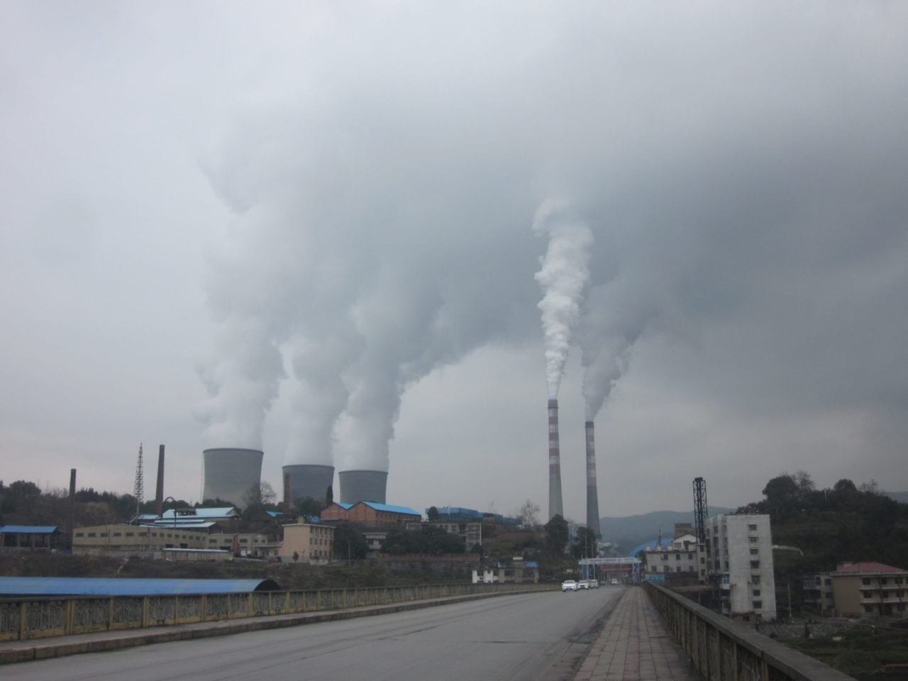 coal-power-plant-China