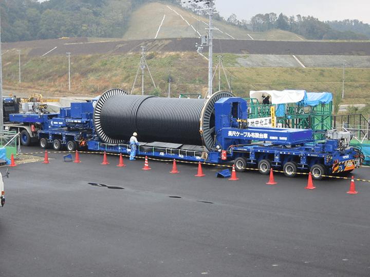 Sumitomo-HVDC-Construction-Japan