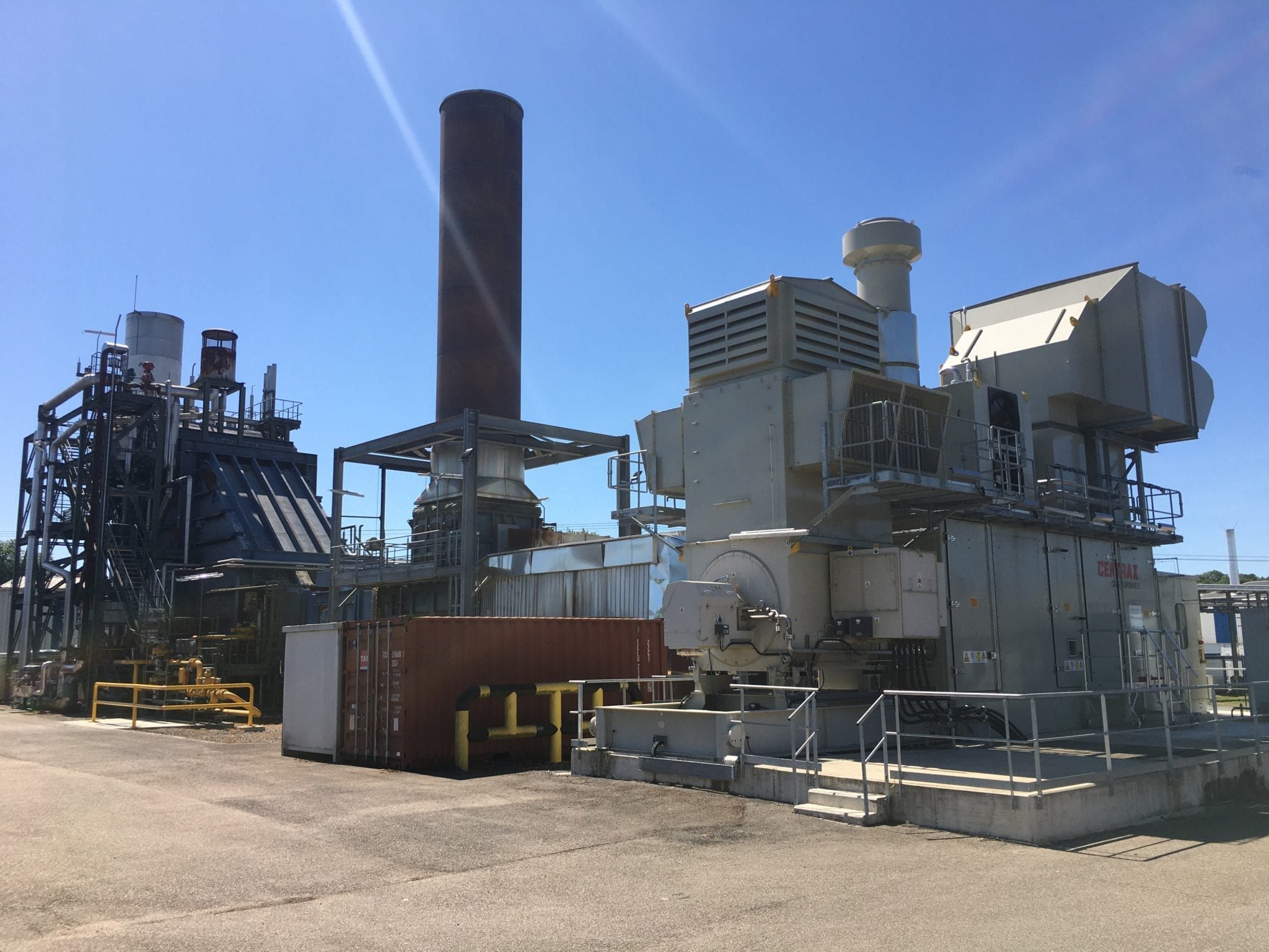 World's First Integrated Hydrogen Power-to-Power Demonstration Launched