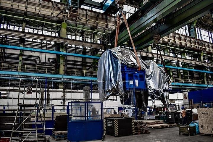 Steam-Turbine-Doosan-Škoda-Power