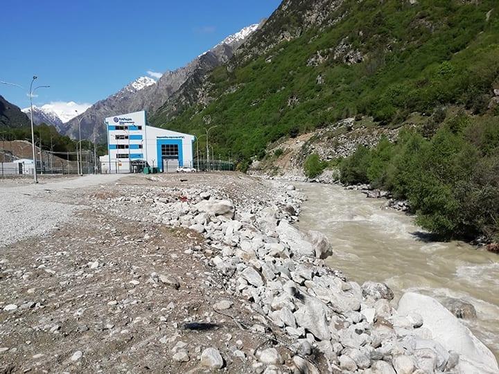 Voith-Verkhnebalkarskaya-SHPP-hydropower