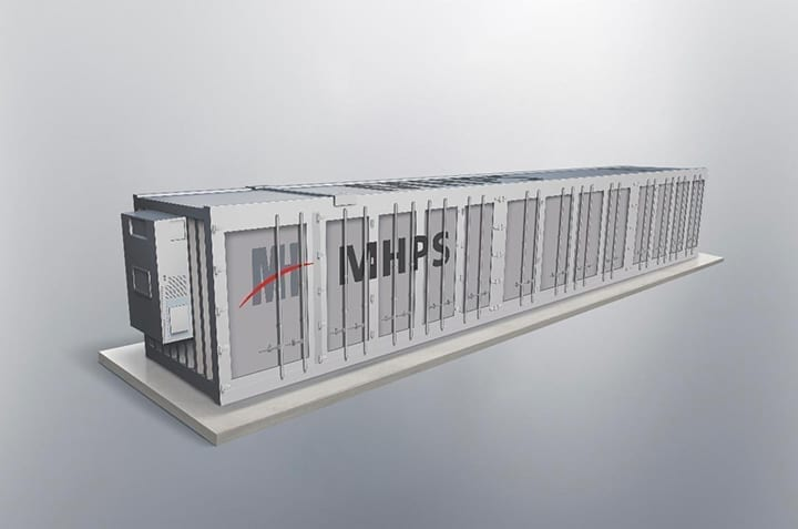 MHPS-battery-energy-storage-container