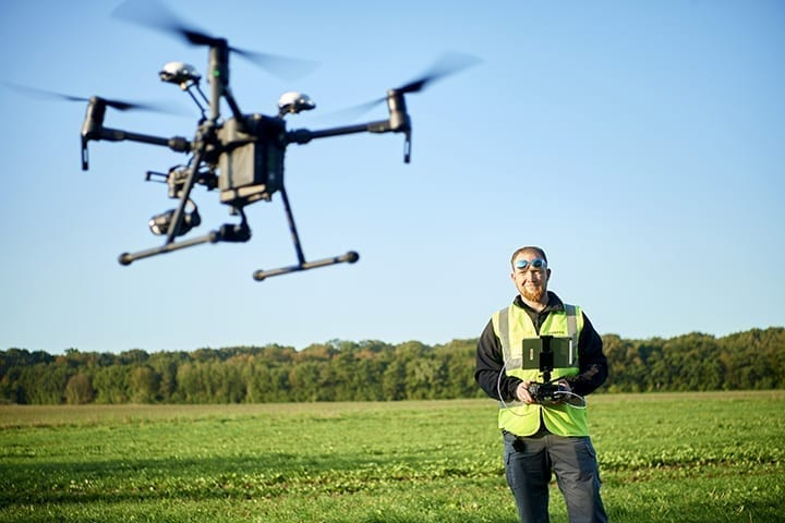 drone-unmanned-aerial-vehicle-UAV