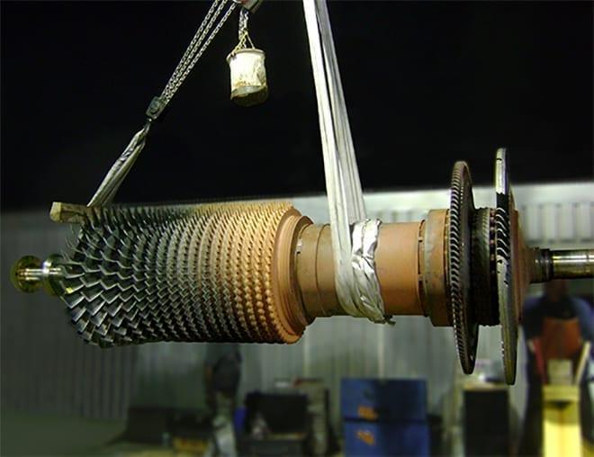 Frame 5 Turbine