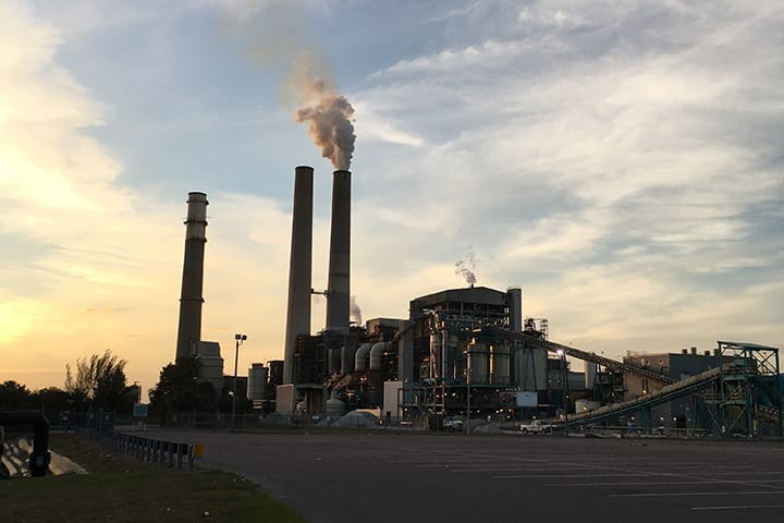 Big-Bend-Coal-fired-power-plant