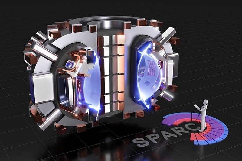SPARC-fusion-tokamak-2020