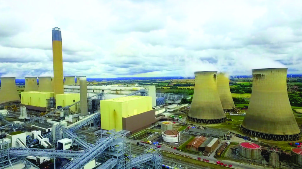UK Undergoing 'Remarkable Shift' in Power Generation