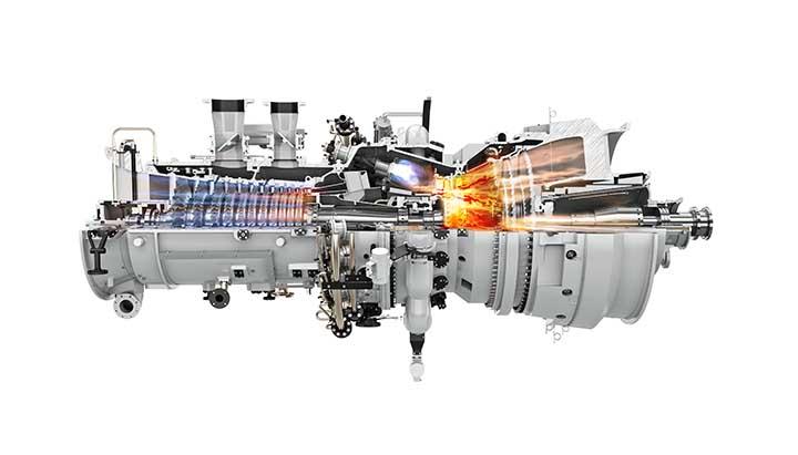 Siemens-SGT-700-gas-turbine