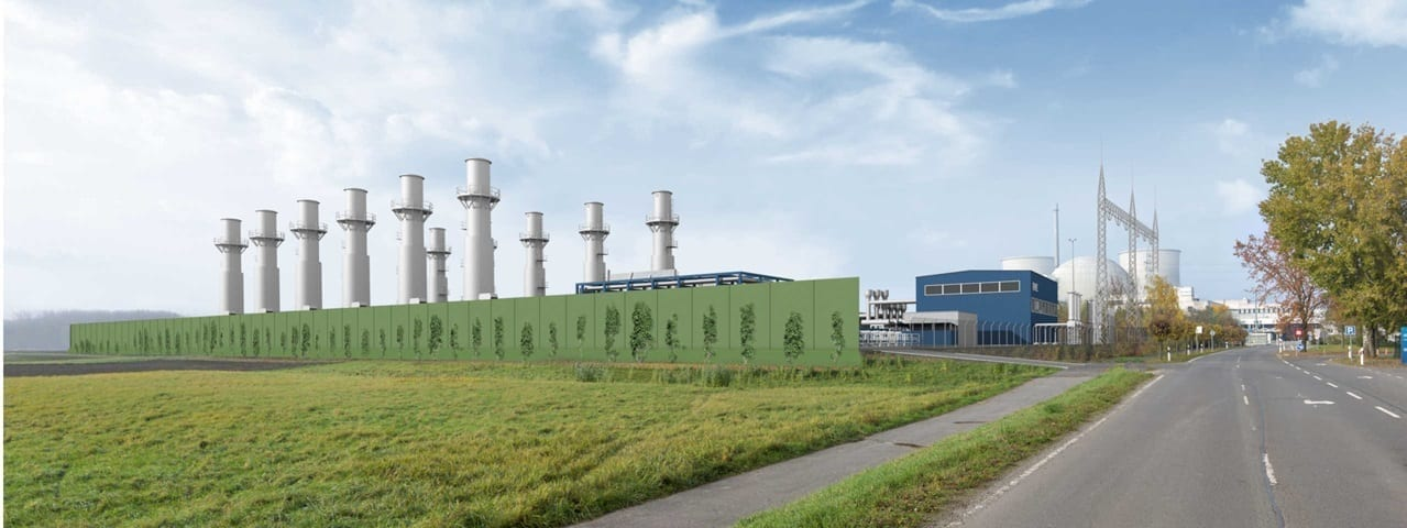 RWE's 300-MW 'Grid Stability' Gas Plant Will Debut GE LM2500XPRESS Technology