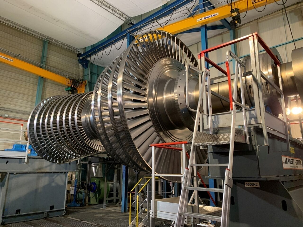 Arabelle Steam Turbine - GE