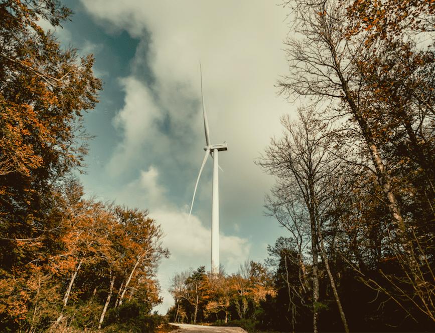 SGRE Wind Turbine